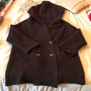 Thick knit Zara sweater
